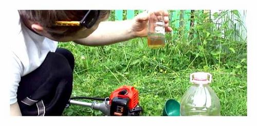 What Gasoline To Fill In A Husqvarna Lawn Mower
