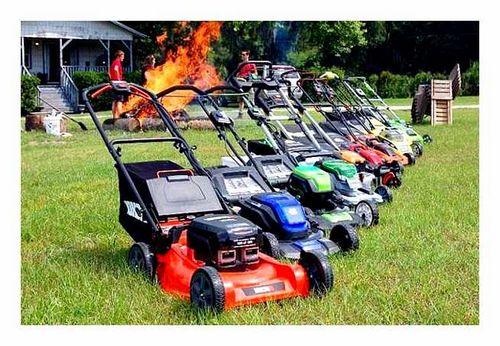 Which Lawn Mower To Choose For An Uneven Area